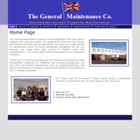 The General Maintenance Co